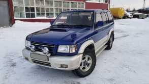 Магадан Bighorn 2001