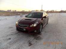 Subaru Legacy, 2010 г., Омск