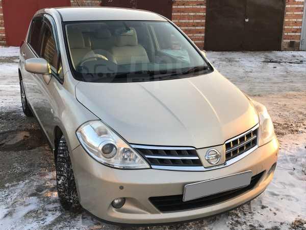 Nissan Tiida, 2010 год, 450 000 руб.