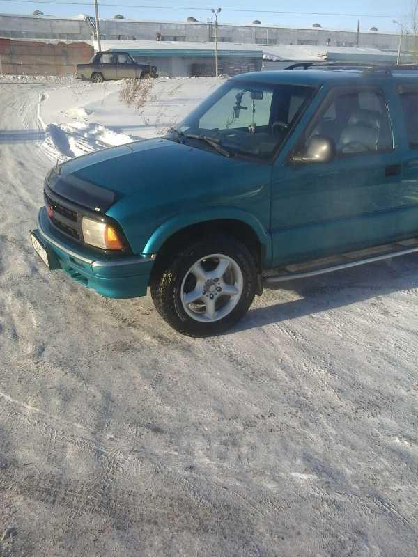 Chevrolet Blazer, 1995 год, 260 000 руб.