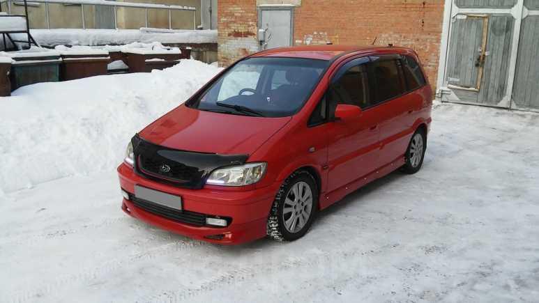 Subaru Traviq, 2002 год, 299 000 руб.