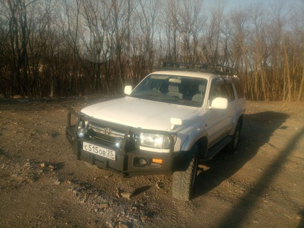 Toyota Hilux Surf, 2000 год, 725 000 руб.