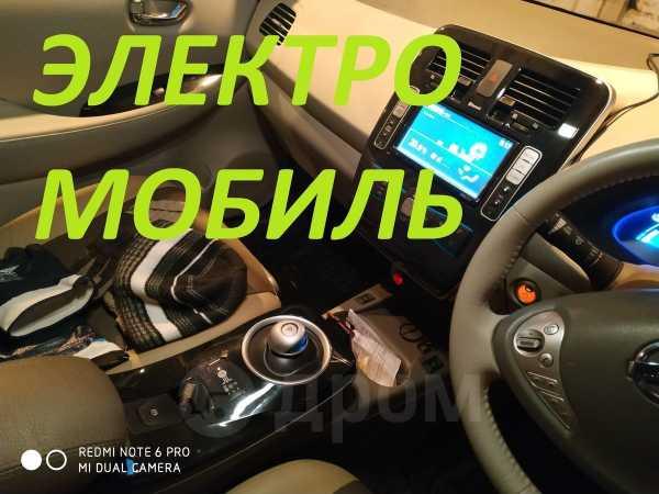 Nissan Leaf, 2011 год, 513 000 руб.