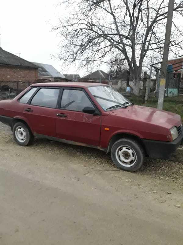 Лада 21099, 1995 год, 21 000 руб.