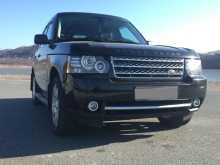 Владивосток Range Rover 2004