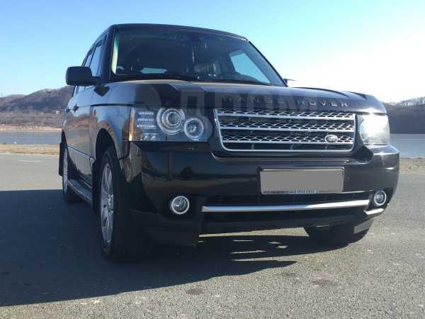 Land Rover Range Rover, 2004 год, 800 000 руб.