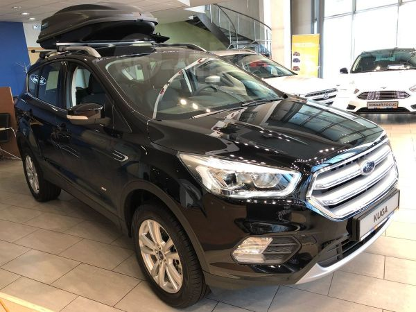 Ford Kuga, 2018 год, 1 687 000 руб.