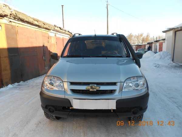 Chevrolet Niva, 2015 год, 570 000 руб.