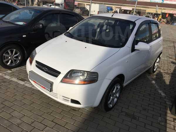 Chevrolet Aveo, 2006 год, 275 000 руб.