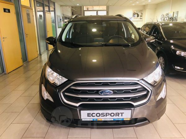 Ford EcoSport, 2018 год, 1 425 000 руб.