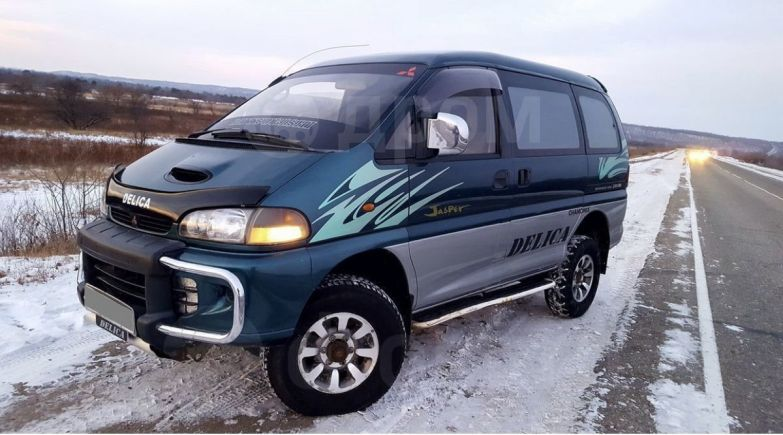 Mitsubishi Delica, 1998 год, 390 000 руб.