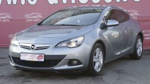 Астрахань Astra GTC 2013