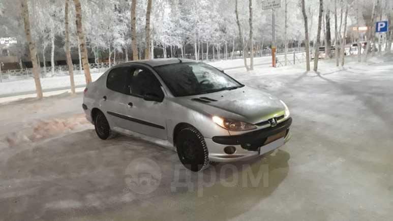 Peugeot 206, 2007 год, 99 900 руб.