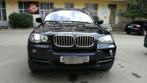 Махачкала BMW X5 2007