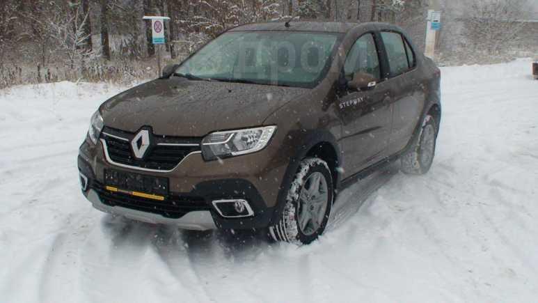 Renault Logan, 2018 год, 795 900 руб.
