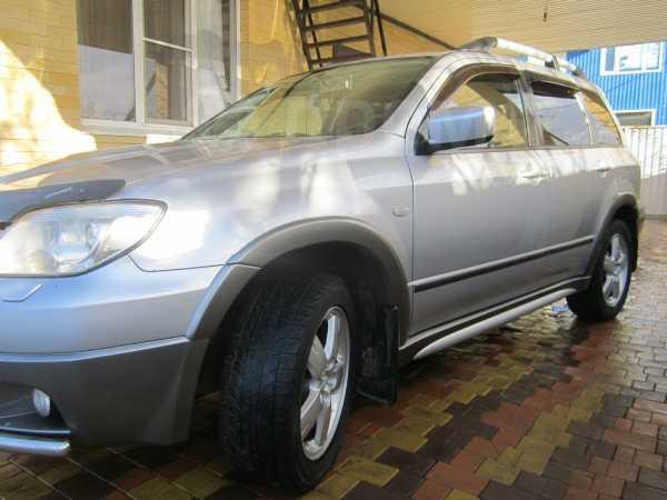 Mitsubishi Outlander, 2004 год, 510 000 руб.