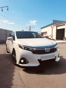 Находка Toyota Sai 2015
