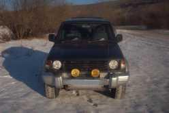 Улан-Удэ Pajero 1992