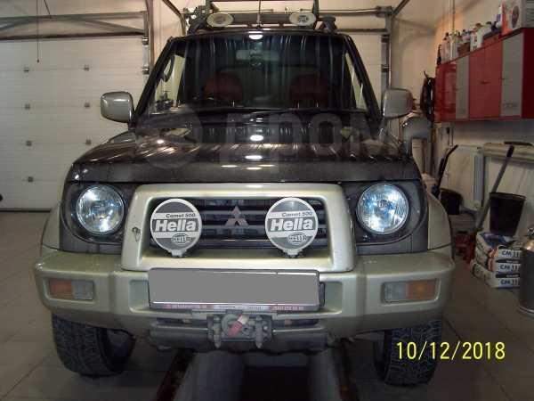Mitsubishi Pajero Junior, 1996 год, 350 000 руб.