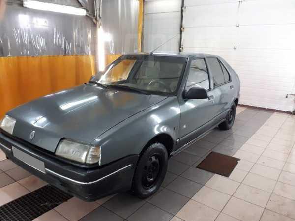 Renault 19, 1990 год, 40 000 руб.