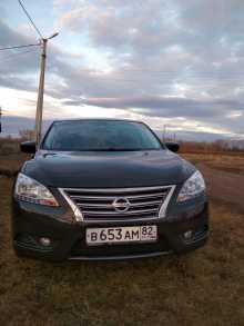 Nissan Sentra, 2015 г., Оренбург