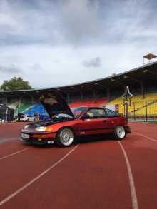 Тула Honda CR-X 1988