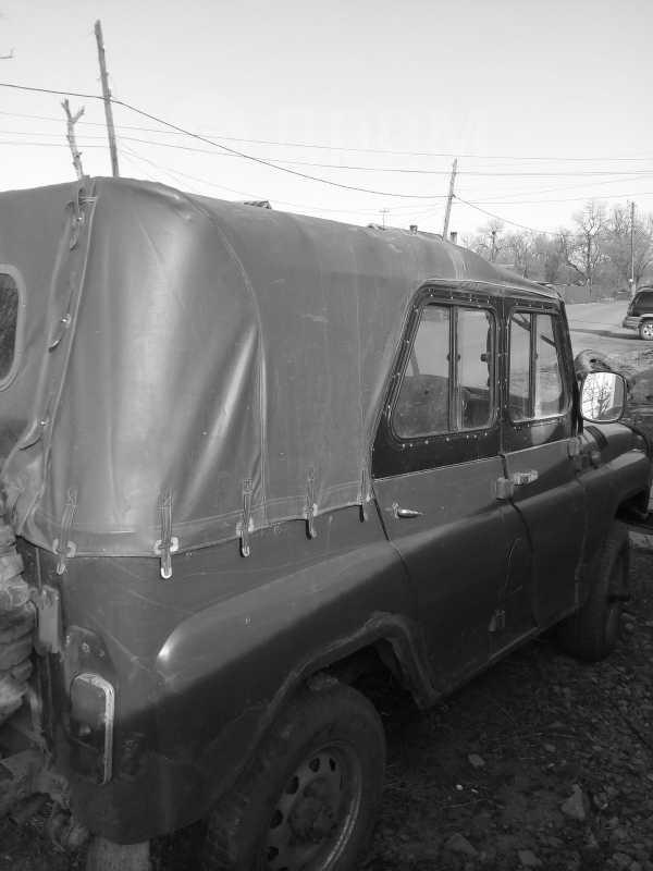 УАЗ 469, 1989 год, 105 000 руб.