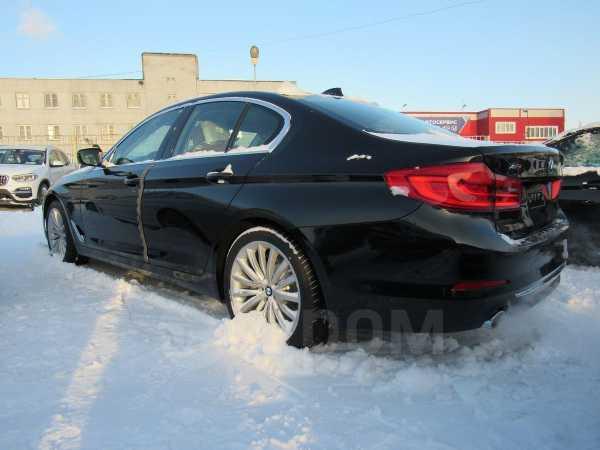 BMW 5-Series, 2018 год, 3 858 000 руб.
