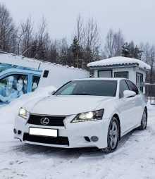 Ухта Lexus GS350 2012