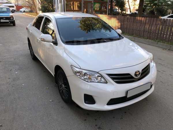 Toyota Corolla, 2012 год, 670 000 руб.