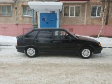 Сургут 2114 Самара 2009