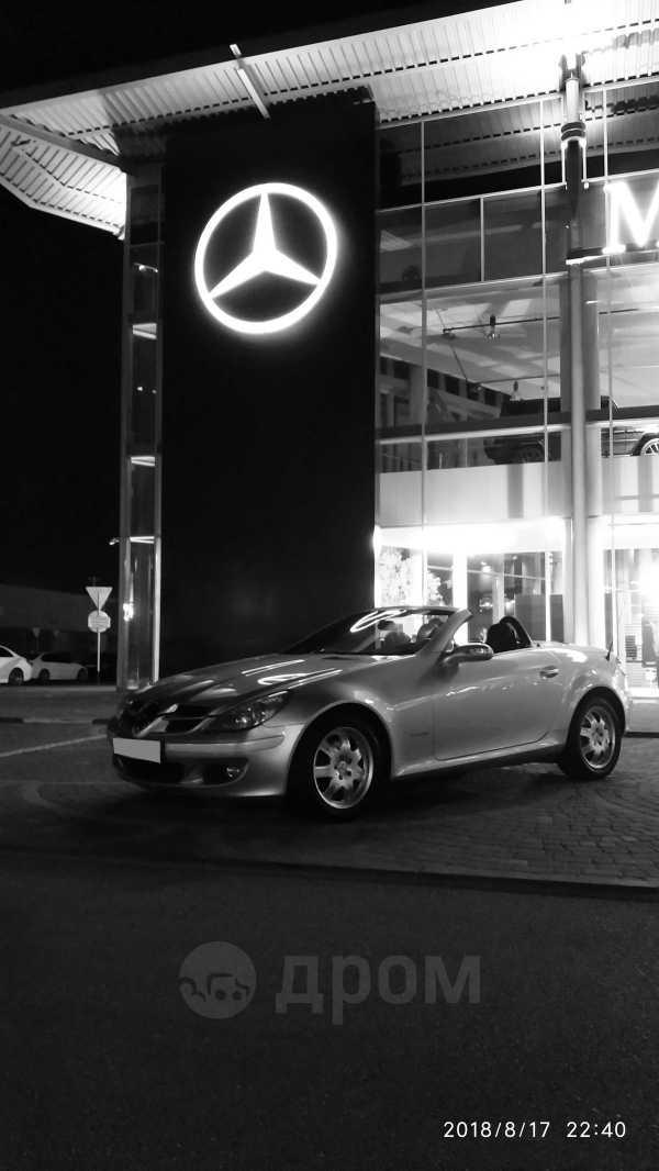 Mercedes-Benz SLK-Class, 2005 год, 620 000 руб.
