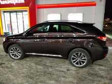 Тюмень Lexus RX350 2012
