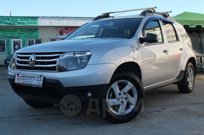 Renault Duster, 2015 год, 725 000 руб.