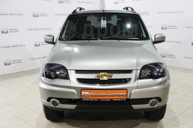Chevrolet Niva, 2018 год, 734 000 руб.