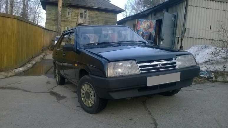 Лада 2109, 2003 год, 133 000 руб.