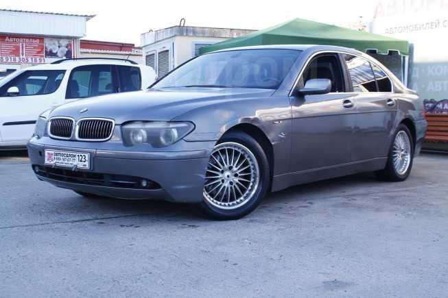 BMW 7-Series, 2004 год, 295 000 руб.