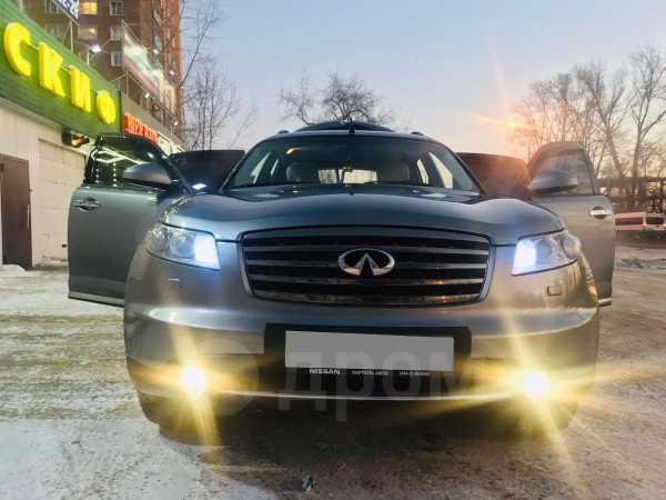Infiniti FX35, 2007 год, 720 000 руб.