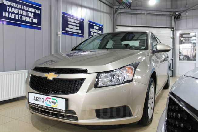Chevrolet Cruze, 2011 год, 539 900 руб.