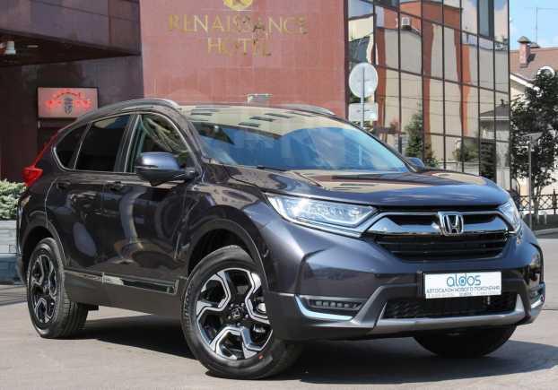 Honda CR-V, 2018 год, 2 421 000 руб.