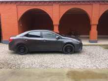 Грозный Corolla 2014