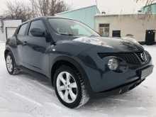 Новосибирск Nissan Juke 2012