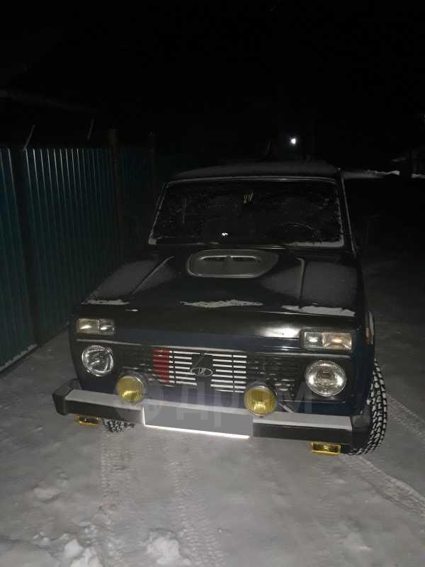 Лада 4x4 2121 Нива, 2003 год, 165 000 руб.