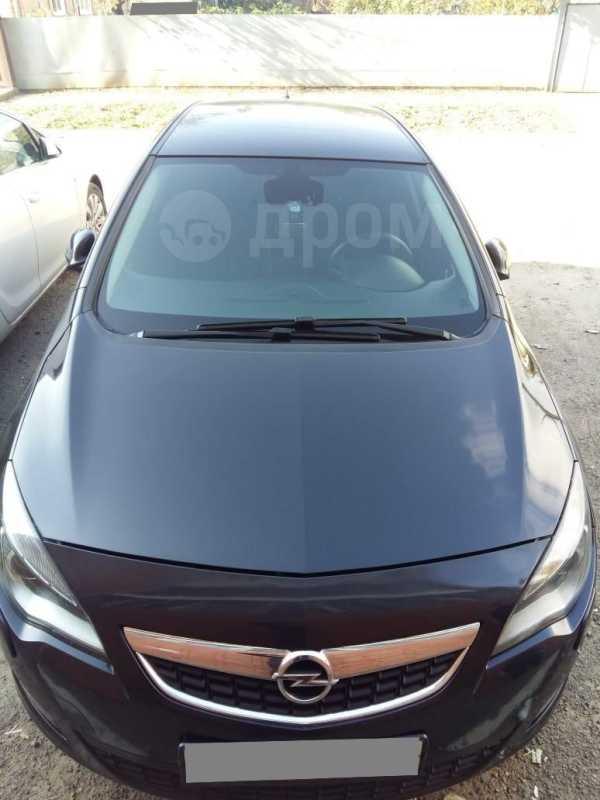 Opel Astra, 2011 год, 487 000 руб.