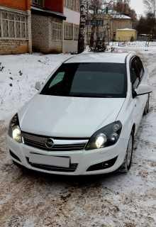 Саранск Opel Astra 2013