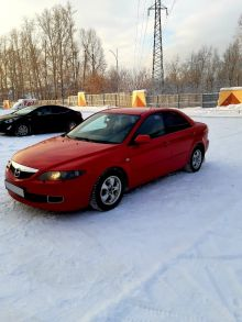 Новокузнецк Mazda6 2006