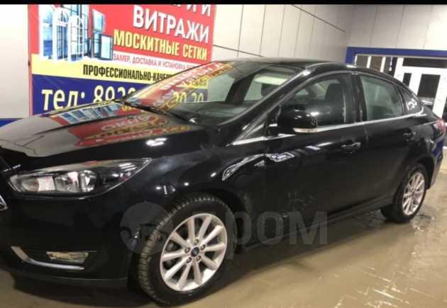 Ford Focus, 2017 год, 920 000 руб.