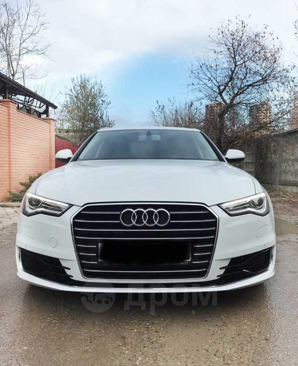 Audi A6, 2016 год, 1 880 000 руб.