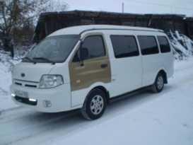 Челябинск Pregio 2005