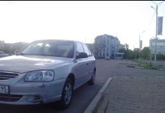 Грозный Accent 2009